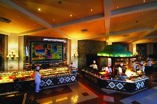 Baron Resort Sharm El Sheikh: Main Restaurant