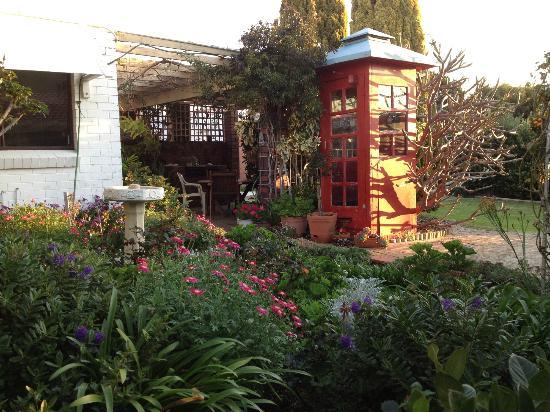 Aran Brae Bed & Breakfast : The garden