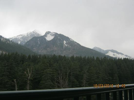 Lords Residency: Mountain