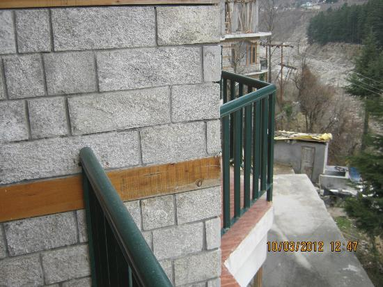 Lords Residency: Balcony