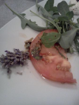 Prato di Sopra: pomodoro+lavanda