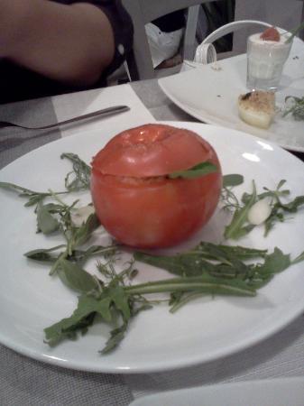 Prato di Sopra: pomodoro al riso