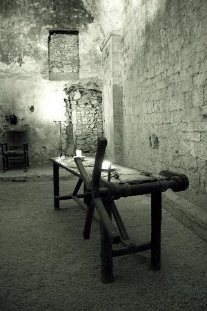 Narni, Italy: il tribunale dell'inquisizione