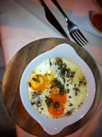 Nessun Dorma: Un uovo cotto al punto giusto!