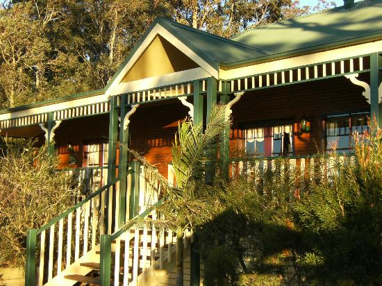 Eaglereach Wilderness Resort: Our lodge - more like a homestead