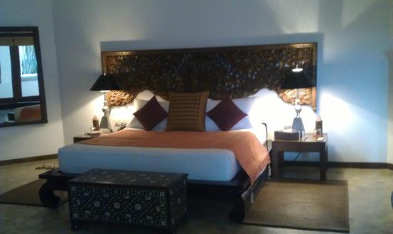 Aditya: Bed - comfy!