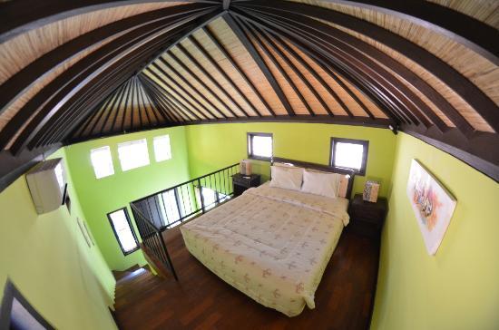 Puri Swari Villa: Mezzanine