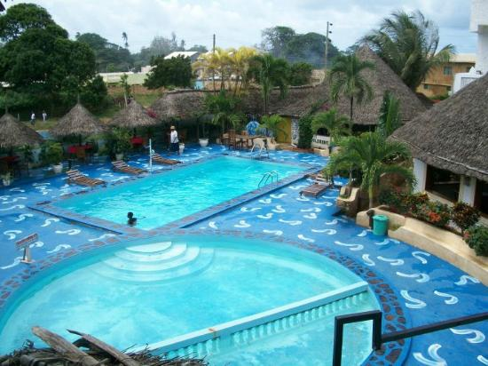 Malindi Breeze Point Hotel: Hotel view