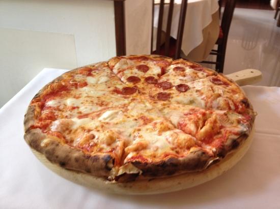 Al Boccaccio: Pizza al tagliere per 3