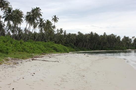 Pulau Nias, Indonesia: memong beach @pulau tello, nias