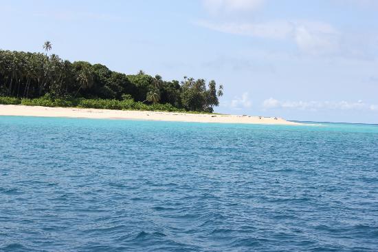 Pulau Nias, Indonesia: very nice beach