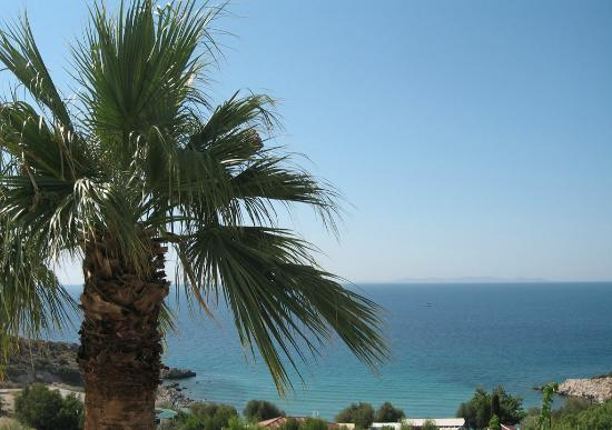 Princessa Riviera Resort: View from our Princessa Riviers Resort room