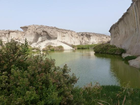 San Miguel de Abona, Spagna: Secret Lake