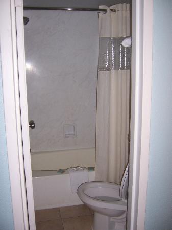 هيلتون فيرجينيا بيشت أوشن فرونت: Bathroom