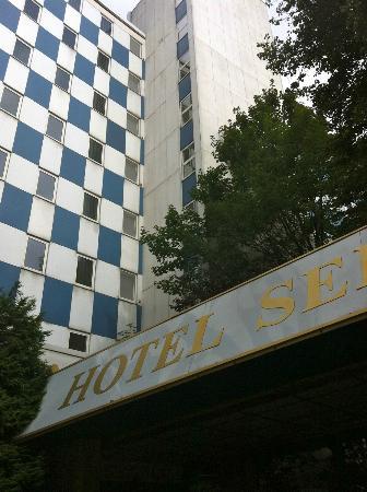 Seehof Hotel: façade