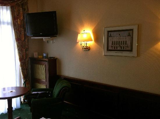 Seehof Hotel : room