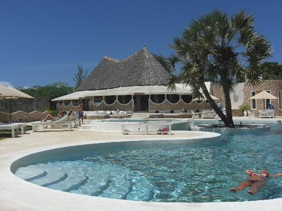 Kola Beach Resort: la piscina