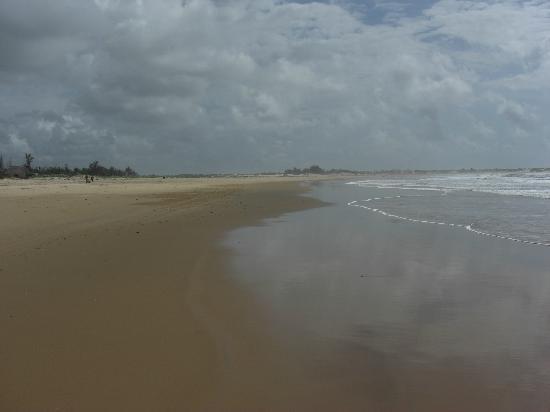 Kolabeach Resort Mambrui Malindi Kenya: la spiaggia