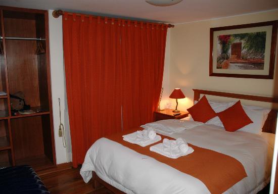 Hotel Fundador: chambre 301