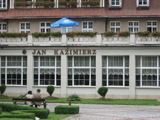 Sanatorium Jan Kazimierz
