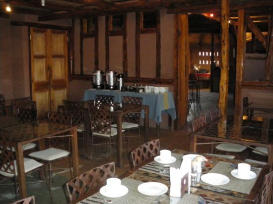 Altiplanico Atacama: Dining room