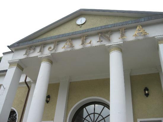 Sanatorium Jan Kazimierz: Pijalnia wód