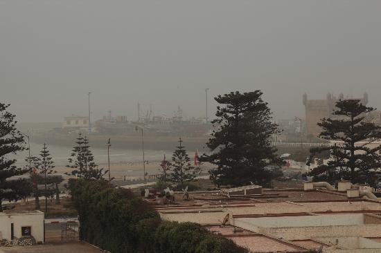 Dar Assalama: scorcio dalla terrazza