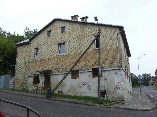 Fortuna Hostel: Street View