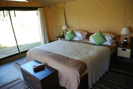 Encounter Mara, Asilia Africa: Luxury tent accomodations