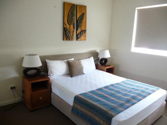 كولوم آت ذا بيتش: Bedroom 