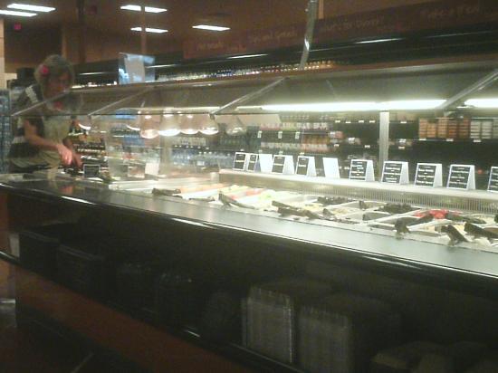 Earthfare: Earth Fare buffet