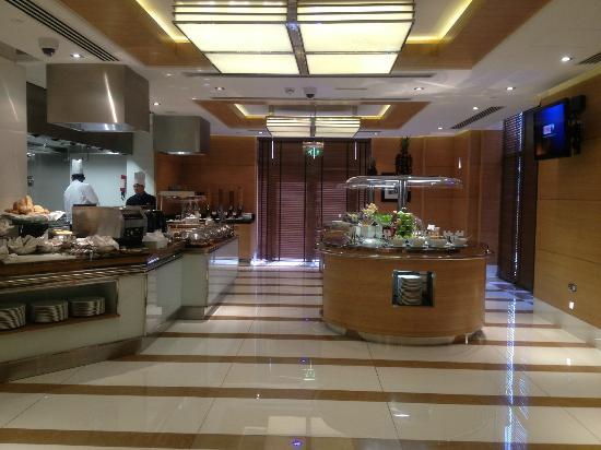 Jumeirah Beach Residence: Restaurant 3