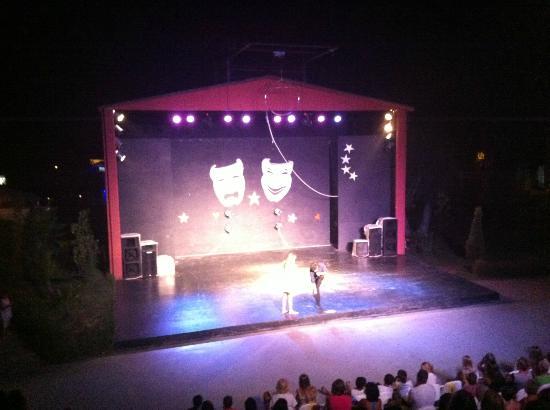 Marmaris Resort & SPA: animation evenings