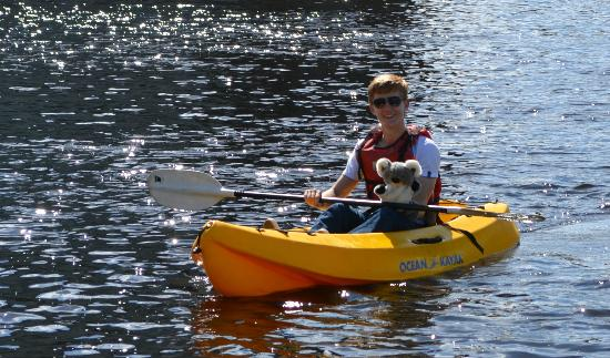 Can You Experience Loch Lomond: Great service and equipment