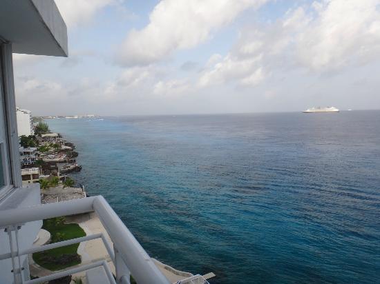 Nah Ha Condominiums: View From Condo Balcony