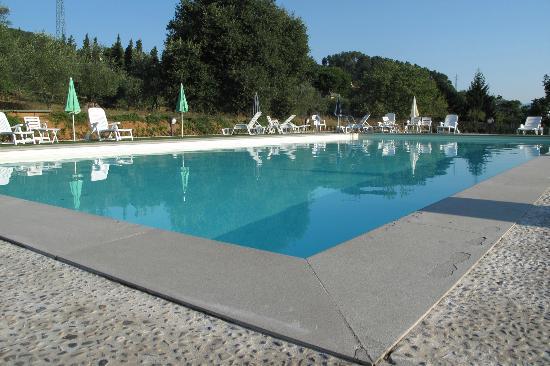Hotel Villa Cheli: La Piscina della Villa