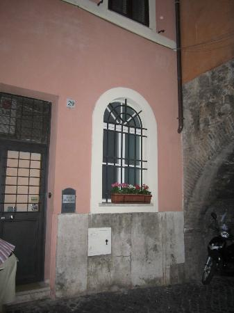 Arco del Lauro: Habitación donde nos alojamos