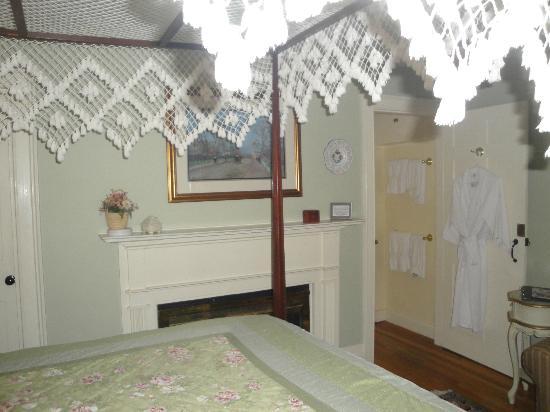 1830 Quince Tree House: La nostra stanza