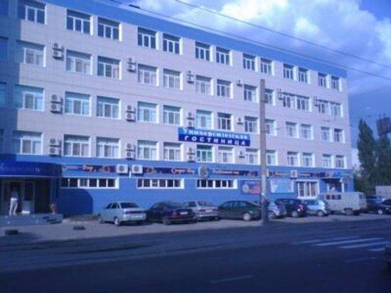 Lipetsk, Russland: Приятно прожил и остановлюсь там вновь.