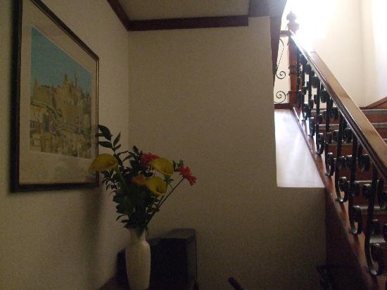 Villa Bronja: Accesso al primo piano