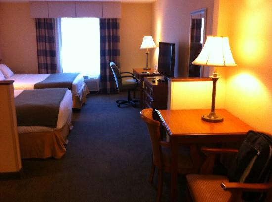 Holiday Inn Express Onalaska (La Crosse Area): Room