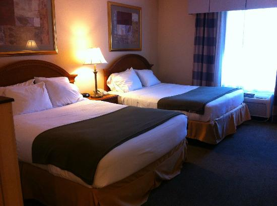 Holiday Inn Express Onalaska (La Crosse Area): Beds