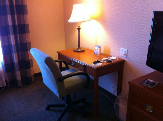 Holiday Inn Express Onalaska (La Crosse Area): Desk