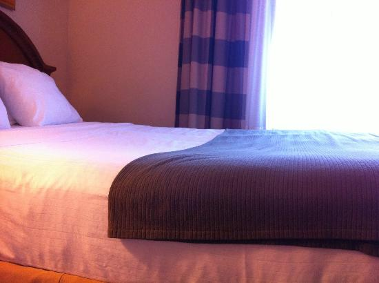 Holiday Inn Express Onalaska (La Crosse Area): Sunken Bed