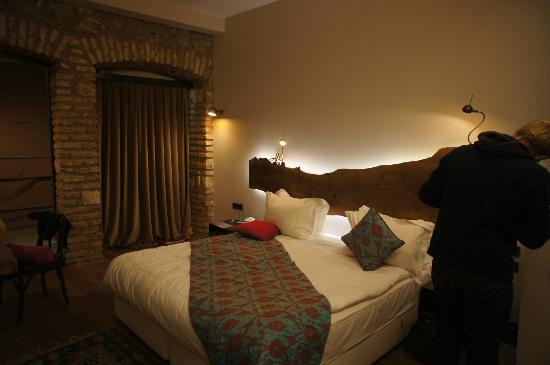 Gumusyan Hotel: Chambre