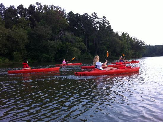Bash Outdoors: kayaking