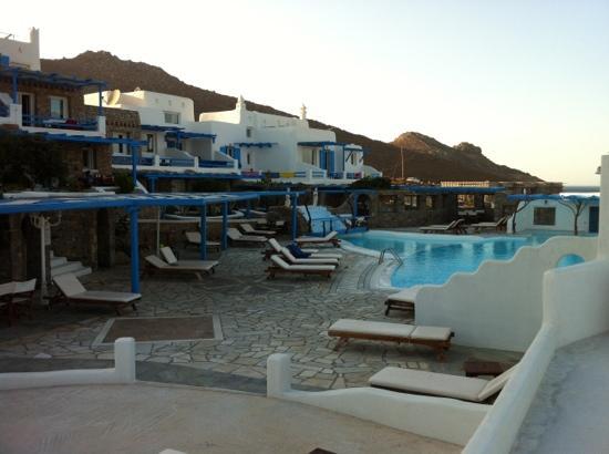 Mykonos Star: panoramica hotel