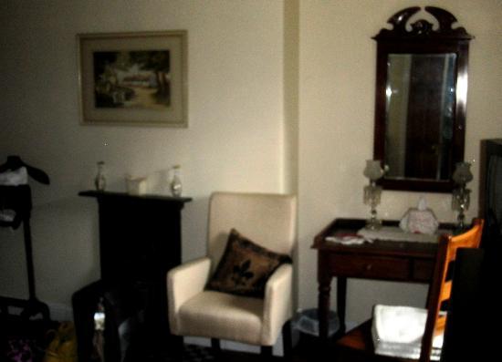 Barnalick House: Chambre