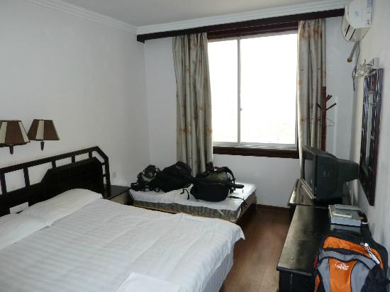Wada Hostel: double room