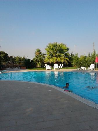 Casa Ciomod: piscina